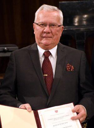 Kósa István Fotó: Pluzsik Tamás