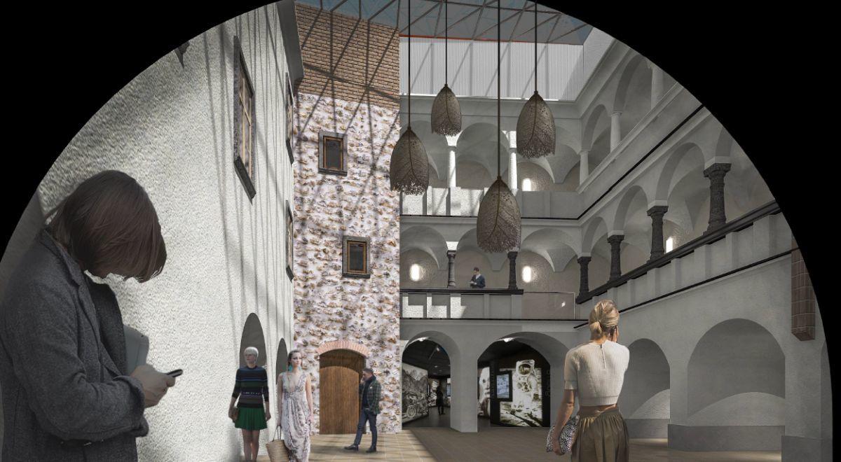 A múzeumokkal kapcsolatos fejlesztések a turizmust is szolgálják – látványterv