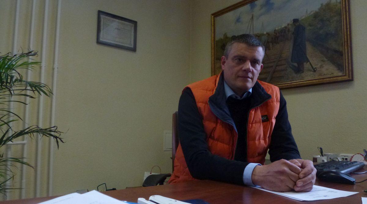 Skala János, az SVSE elnöke
