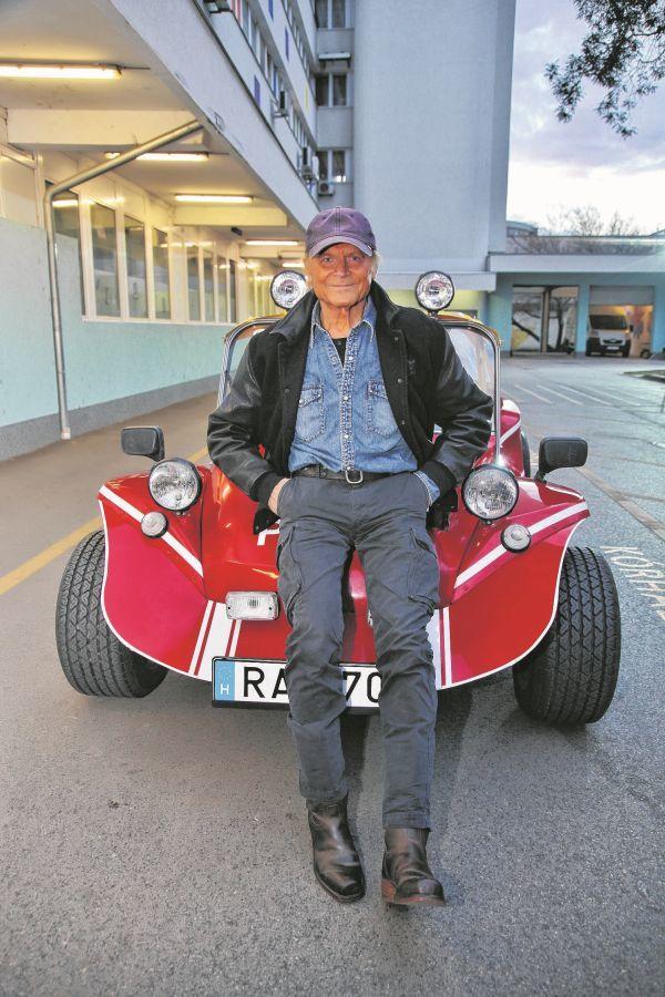 A legenda ismét Magyarországon: Terence Hill-lel február 16-án találkozhatnak a rajongók